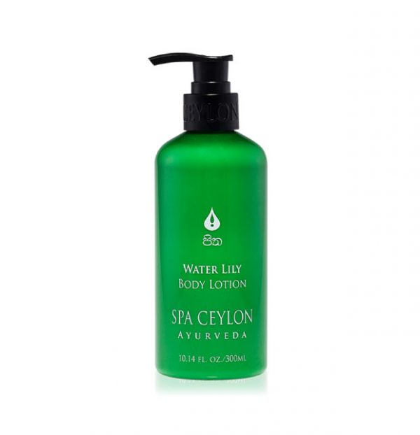 WATER LILY - Body Lotion 300ml-0