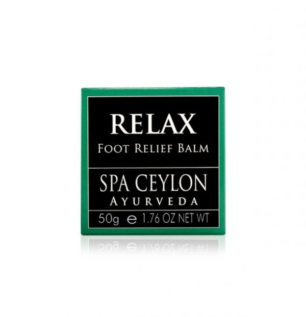 RELAX - Foot Relief Balm 50g-4393