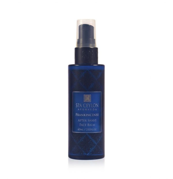 FRANKINCENSE RITUALS FOR MEN - After Shave Face Balm 60ml-0