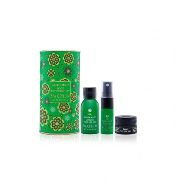 GREEN MINT - Foot Recovery Set-0
