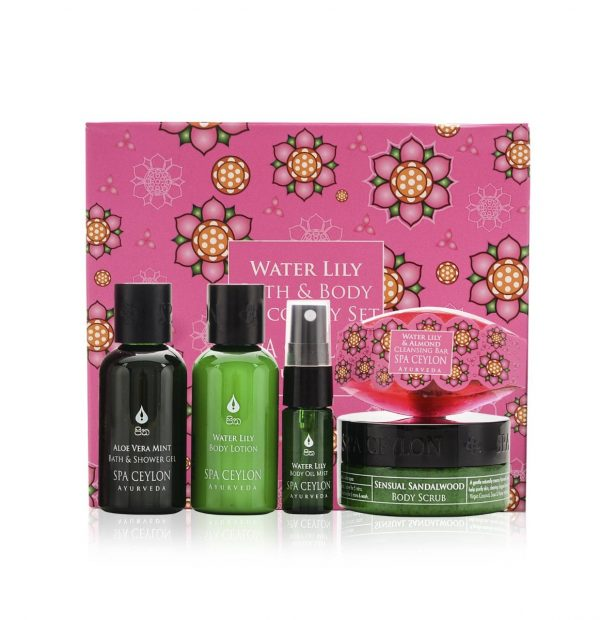 WATER LILY - Bath & Body Care Discovery Set -0