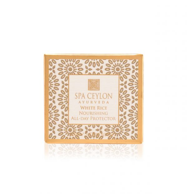 WHITE RICE - Nourishing All-Day Protector 100g-4051