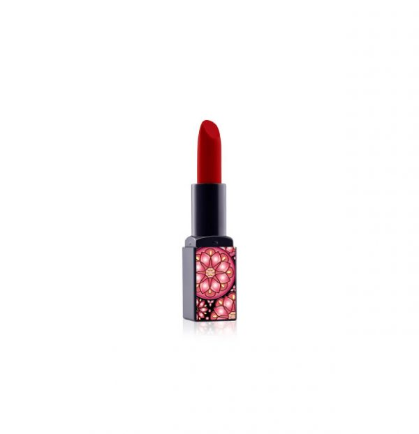 Natural Lipstick 09 - Red Sandalwood SPF 10+-0