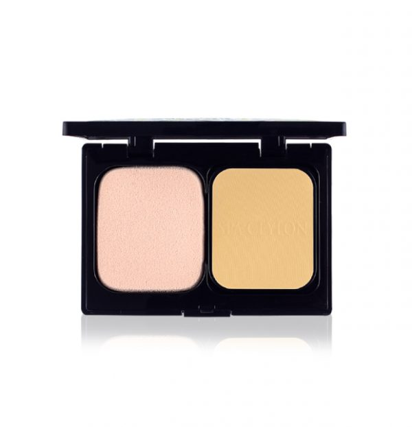 Mineral Two Way Cake Face Colour Compact 01 - Harvest Paddy-0