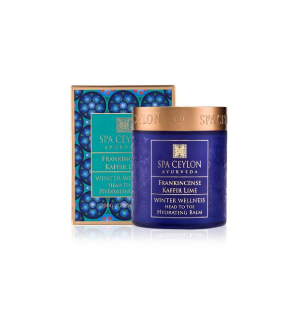 FRANKINCENSE KAY LIME - Winter Wellness Head to Toe Hydrating Balm 200g-4231