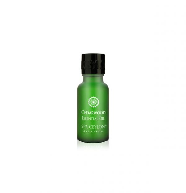 CEDARWOOD - Essential Oil 20ml -3804