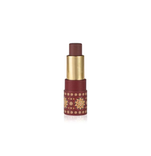 Almond Tinted Lip Balm - Clove SPF 15+-0