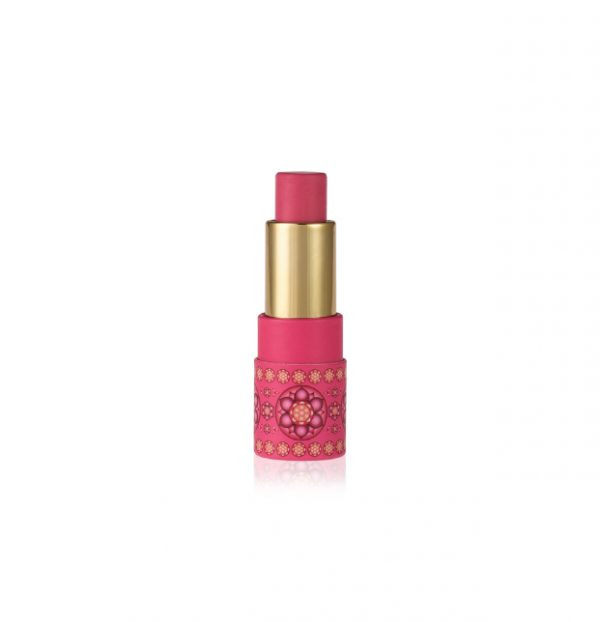 Almond Tinted Lip Balm - Lotus SPF 15+-0