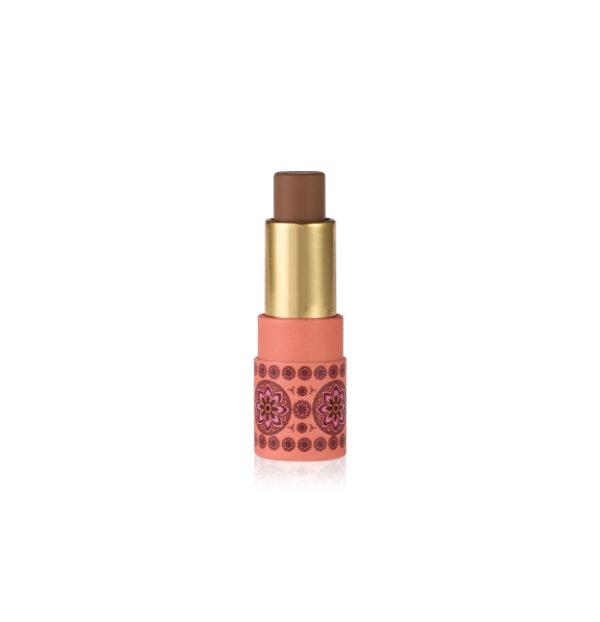 Almond Tinted Lip Balm - Nude SPF 15+ -0