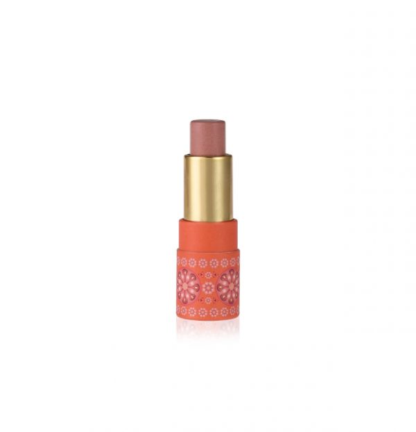 Almond Tinted Lip Balm - Sandalwood SPF 15+-0