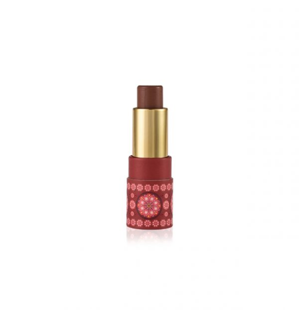 Almond Tinted Lip Balm - Spice SPF 15+-0