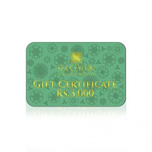 Gift Card Rs. 3000-0
