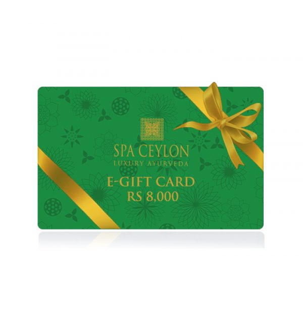 E-Gift Card Rs. 8,000-0