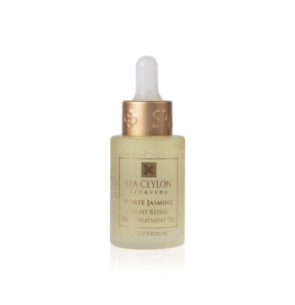 WHITE JASMINE - Night Repair Face Treatment Oil 30ml-0