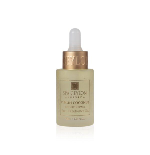 VIRGIN COCONUT - Night Repair Face Treatment Oil 30ml-0