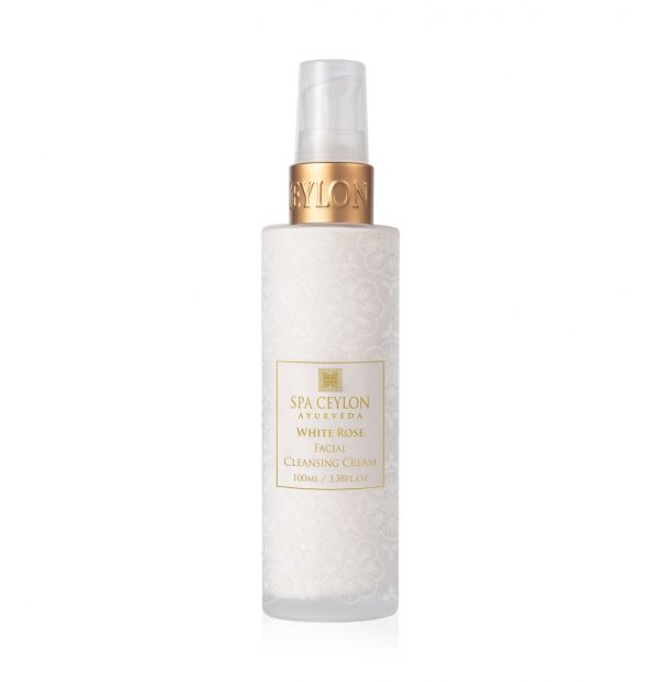 WHITE ROSE - Facial Cleansing Cream 100ml-0
