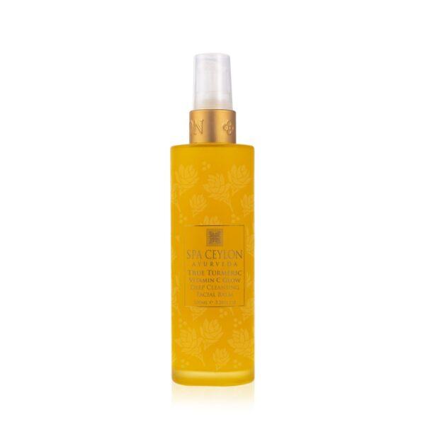 TRUE TURMERIC - Vitamin C Glow - Deep Cleansing Facial Balm 100ml-0