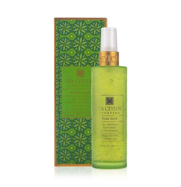 PURE ALOE - All Seasons Soothing & Hydrating Head To Toe Caring Gel 100ml-0