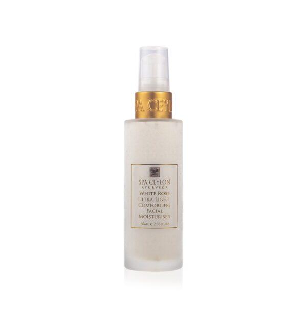 WHITE ROSE- Ultra Light Comforting Facial Moisturiser 60ml-0