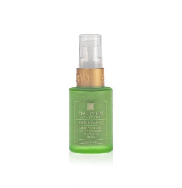 SKIN BALANCE- Moringa Herb Discolouration Treatment Face Serum 30ml-0