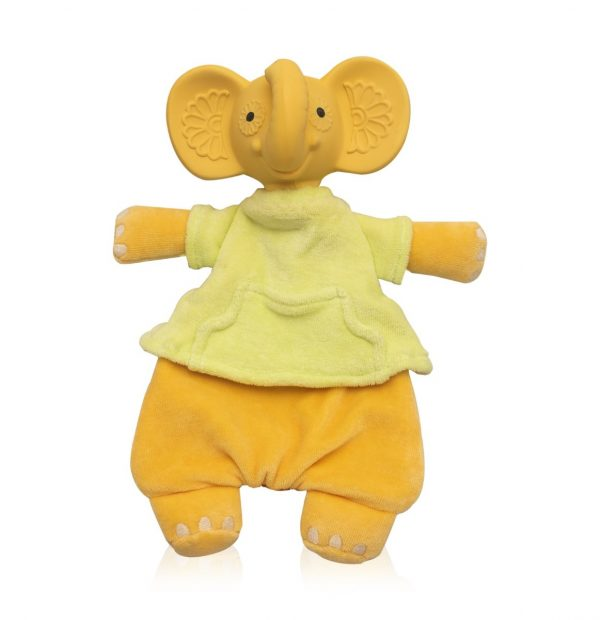 Pancha the Baby Elephant - Natural Soft Baby Toy-5956